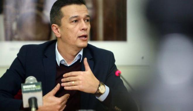 Foto: Sorin Grindeanu - preşedinte al ANCOM