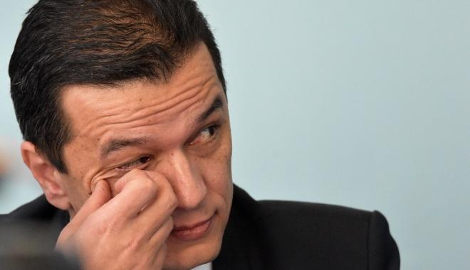 Foto: UPDATE. Sorin Grindeanu anunţă că ar putea demisiona!