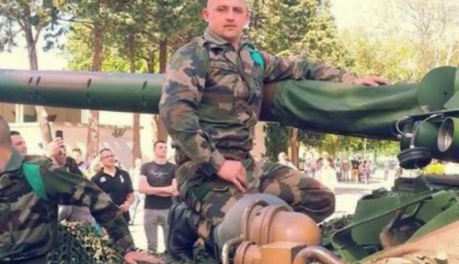 Foto: Tragedie în Africa. Un tânăr român care lupta în Legiunea Străină a murit în timpul unui antrenament