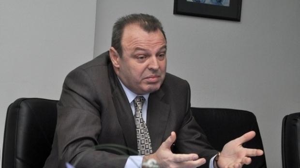 Foto: Lucian Şova, la Ministerul Transporturilor. Ce ştim despre el