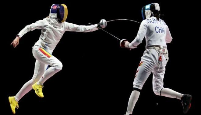 Prima medialie de la Tokyo a României. Ana Maria Popescu câștigă argintul la spadă - spada-1627130525.jpg