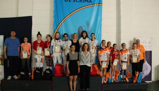 Foto: Spadasinele  de la CS Farul, campioane naţionale