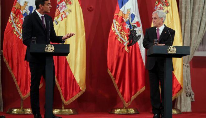 Foto: Spania şi Chile, pregătite să ajute Venezuela să iasă din criză