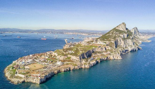 Foto: Spania şi Marea Britanie  au ajuns la un acord  în privinţa Gibraltarului