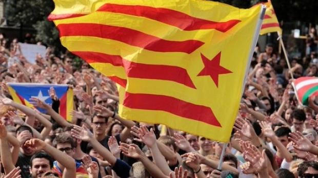 Foto: Spania va suspenda autonomia Cataloniei. Anunţul oficial al guvernului de la Madrid