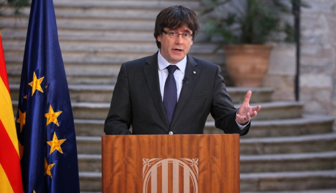 Foto: Spania: Parchetul a cerut reactivarea mandatului de arestare împotriva lui Puigdemont