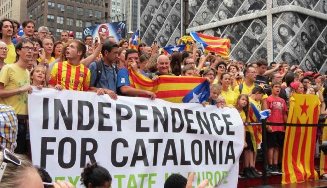 Foto: Spania: Rajoy anunţă suspendarea guvernului catalan şi alegeri  regionale în termen de şase luni