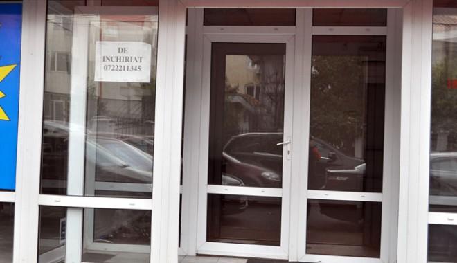 Foto: Piaţa spaţiilor comerciale şi de birouri din Constanţa stă pe loc