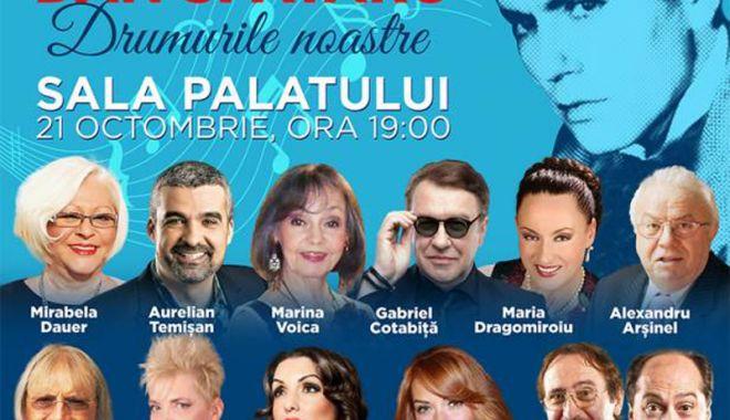 Foto: Spectacol de zile mari: In memoriam Dan Spătaru