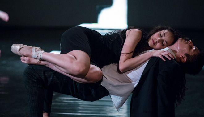 Foto: Deseară, spectacol de dans şi teatru. Simfonia dezUmanizării - Puterea de a schimba lumea