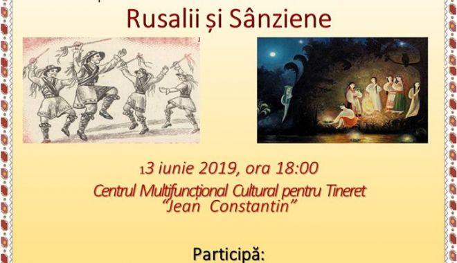 """Foto: """"SĂRBĂTORI POPULARE DOBROGENE"""" / Spectacol cu intrare gratuită, la Constanţa"""
