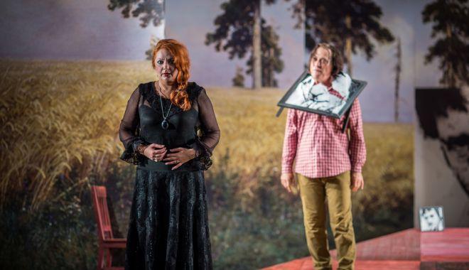 Foto: Spectacol de teatru, de Dragobete, la Cumpăna
