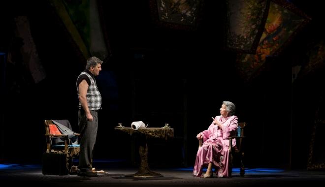 Foto: Cea mai frumoasă femeie, Bătrâna și hoțul, Eutopia - cele trei spectacole ale acestui week-end