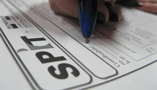 Foto: SPIT. Cum se poate plăti taxa de rezervare a locului de parcare