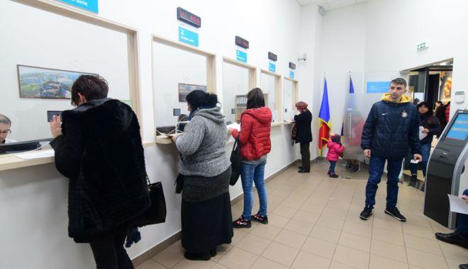 Foto: 15 la sută  din constănţeni  au datorii  de anii trecuţi