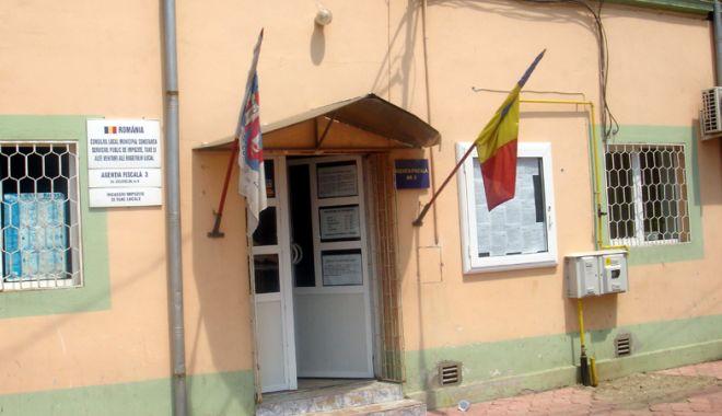 Foto: Agenția fiscală din strada Badea Cârțan va fi închisă