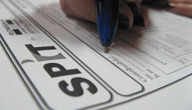 Foto: Deciziile de impunere pentru plata taxelor şi impozitelor locale, expediate către constănţeni