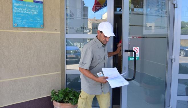 Foto: SPIT. Amenzile contravenţionale se plătesc înaintea impozitelor şi taxelor locale