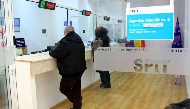 Foto: Anunț de la SPIT pentru constănțenii care au amenzi neplătite