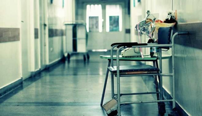 Foto: Bătrânul dispărut din Spitalul Judeţean, găsit mort