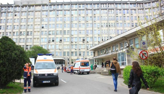 Foto: Spitalul de Urgenţă, în proces de reacreditare