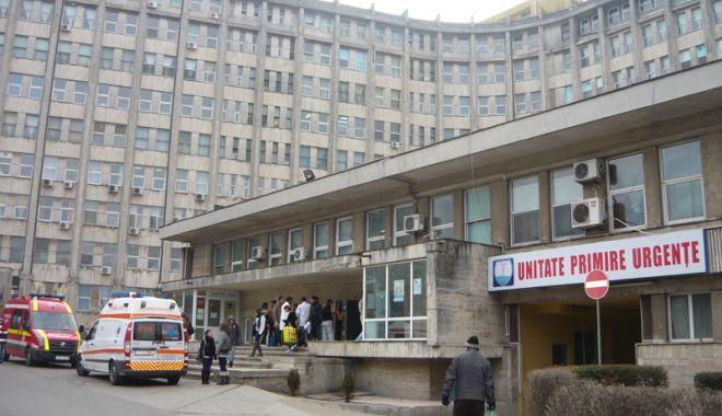 Foto: După Revelion, la spital. Peste 1.000 de constănţeni au ajuns la Urgenţă