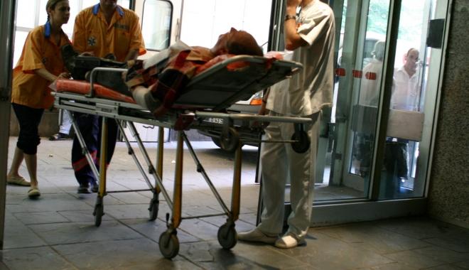 Foto: Peste o mie de constănţeni au ajuns la spital în week-end