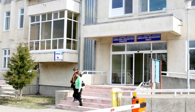 Foto: Director de spital, amendat de DSP Constanţa
