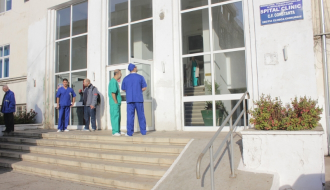 Dezastru la Spitalul CF Port. Bolnavii vin cu sacoșa de medicamente și mâncare de acasă - spitalcfrportsediu6-1503331452.jpg