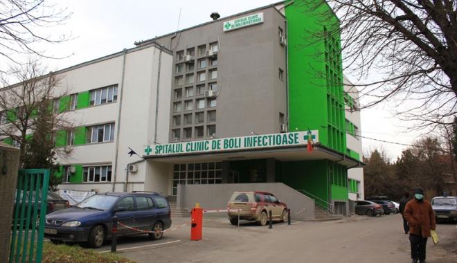 Foto: Spitalul de Boli Infecţioase îşi schimbă faţa