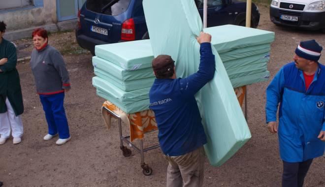 Foto: Donație din Germania pentru Spitalul Municipal Medgidia