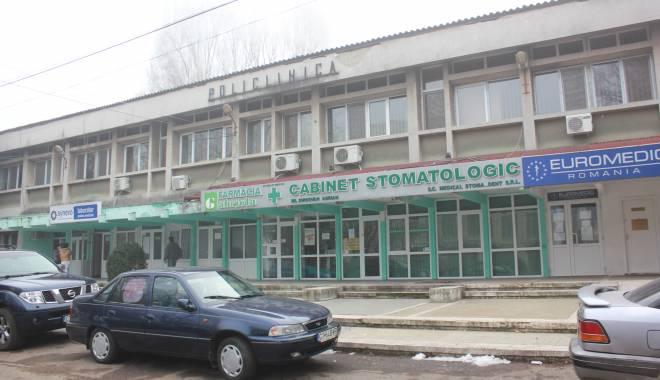 Foto: Spitalul Medgidia, aprovizionat cu medicamente pentru sărbători