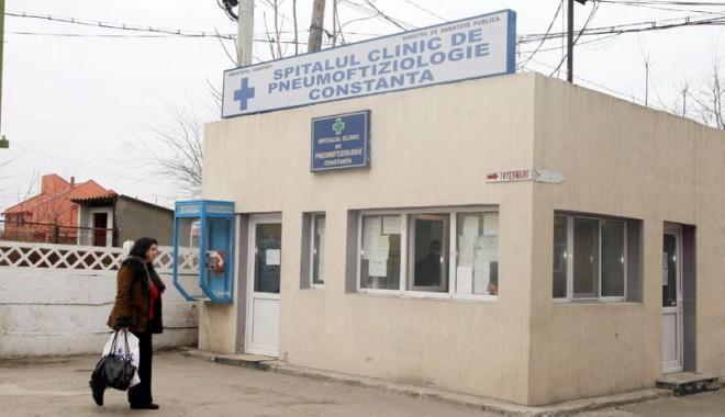 Foto: Spitalul TBC din Palazu Mare rămâne fără infirmiere