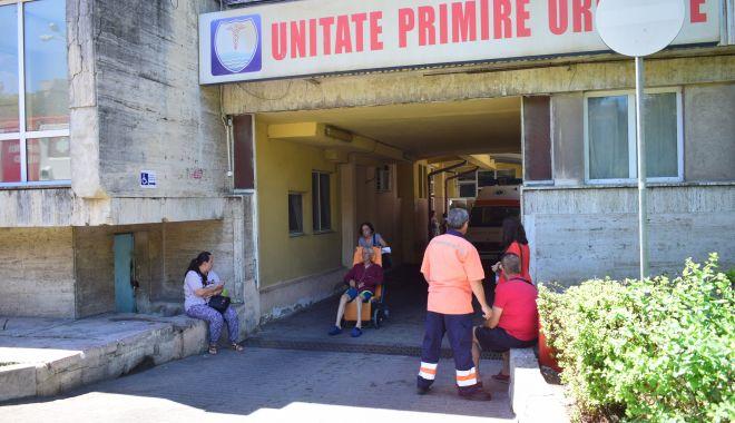 Foto: Spitalul Judeţean, asaltat de bolnavi, în mini-vacanţa de Rusalii