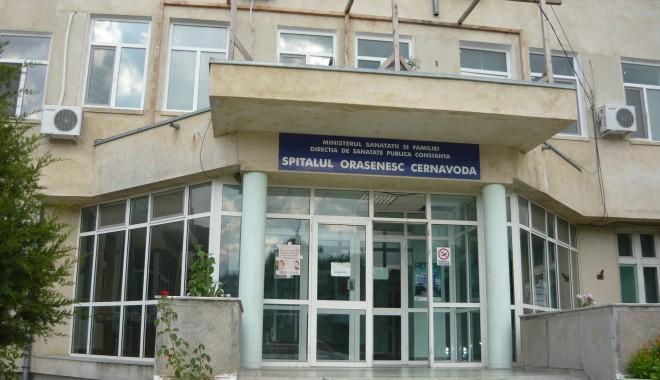 Foto: Două posturi vacante la Spitalul din Cernavodă