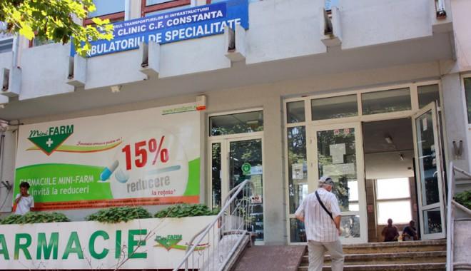 Spitalul CF Constanța, la limita subzistenței - spitalulcf-1406917018.jpg