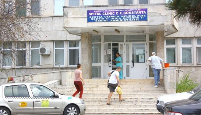 Foto: Dezastru la Spitalul CF Port. Bolnavii vin cu sacoşa de medicamente şi mâncare de acasă