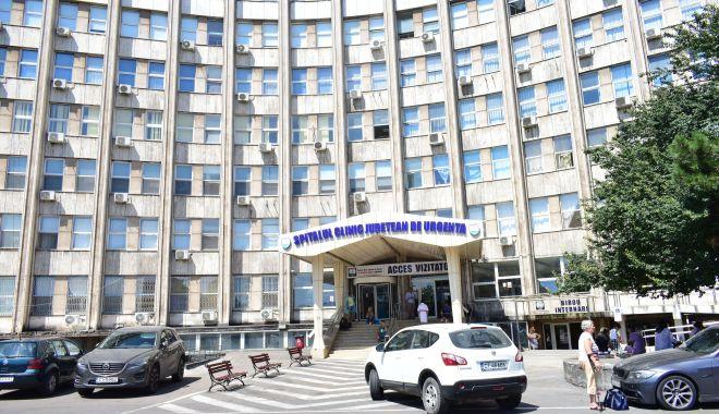 Foto: Spitalul de Urgenţă are program normal în această nouă mini-vacanţă