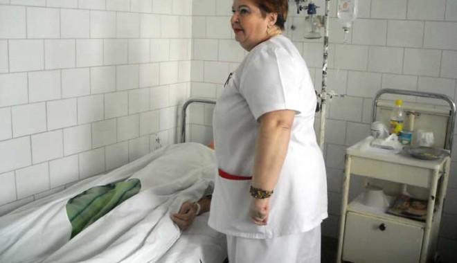 Foto: Spitalul Judeţean Constanţa,  deficit major de cadre medicale