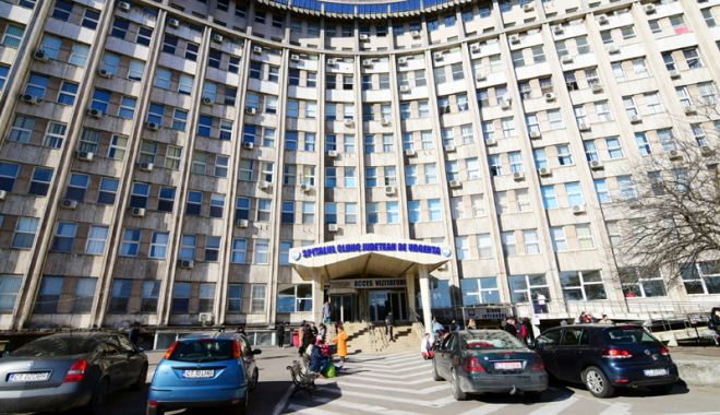 """Foto: Directorul Spitalului Judeţean Constanţa: """"Ar trebui să avem o maternitate, un spital de Pediatrie..."""""""