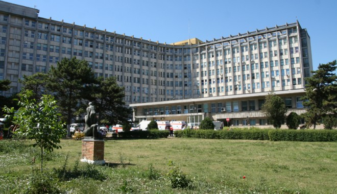 Foto: Cine şi cum va mai putea intra în Spitalul Judeţean