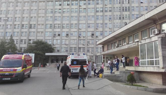 Foto: Peste 300 de bolnavi vor vota în Spitalul Judeţean Constanţa