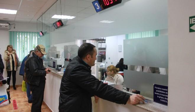 Foto: Ghișeele de Taxe și Impozite, închise în zilele de 1 și 2 mai 2014