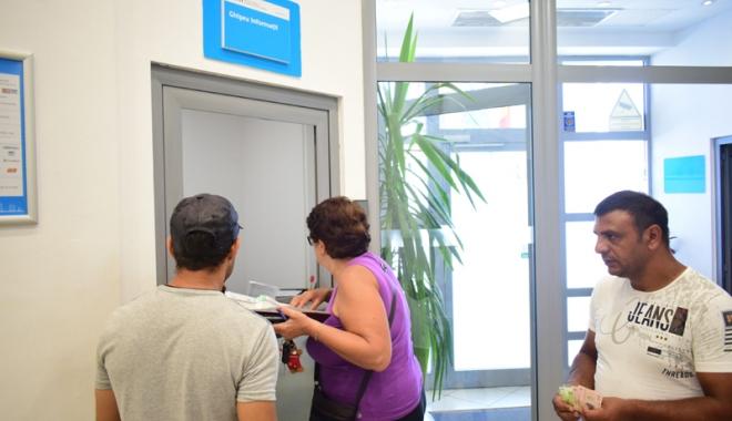Foto: Informaţii fiscale rapide la TelVerde al SPIT Constanţa