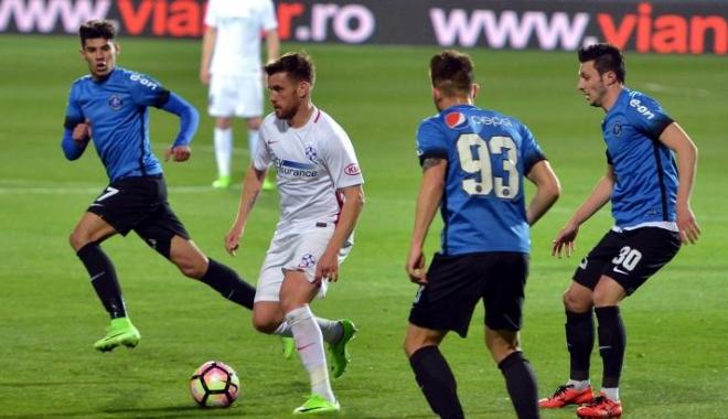 Foto: Liga I: FCSB - FC Viitorul, remiză, în play-off