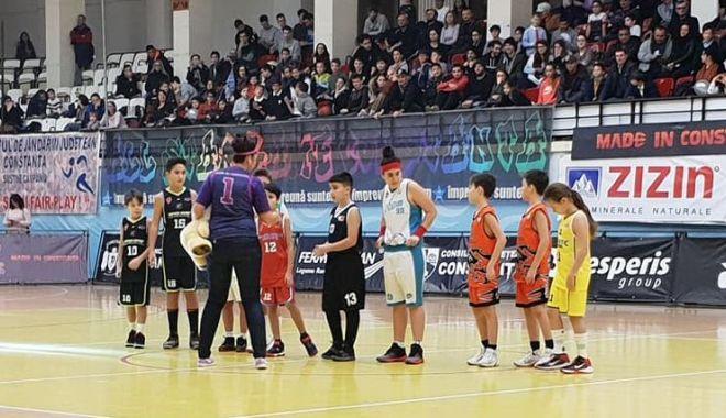 Foto: Sport şi Educaţie, astăzi, la Sala Sporturilor din Constanţa