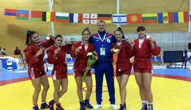 Foto: Sportivă de la CS Farul, pe podiumul Mondialelor universitare