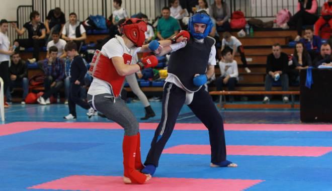 Foto: Sportivii constănţeni au dominat Naţionalele de Kung-Fu