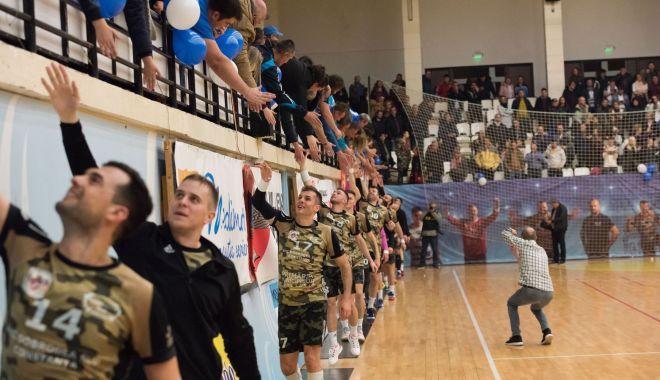 Foto: Sportul constănţean de echipă, între performanţă şi perspectivă. Cine adună cei mai mulți suporteri