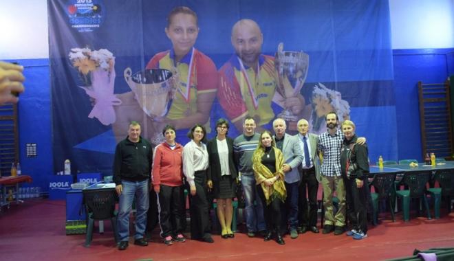 Foto: Sportul fără bariere leagă prietenii între români şi bulgari
